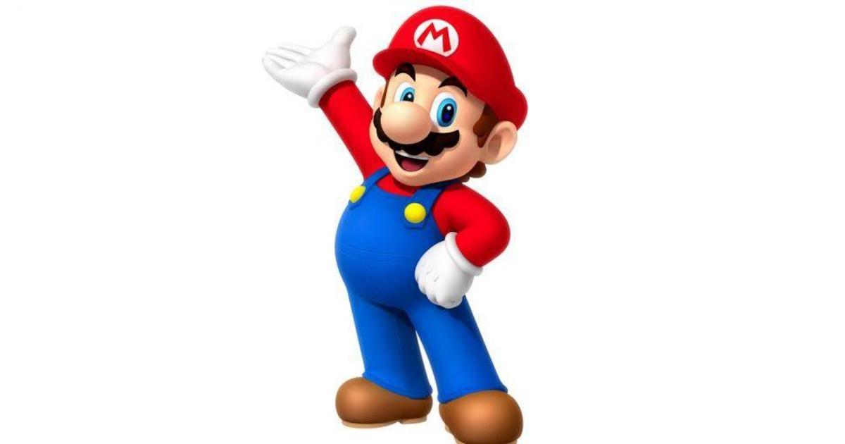 Nintendo выпустит анимационный фильм о Марио.