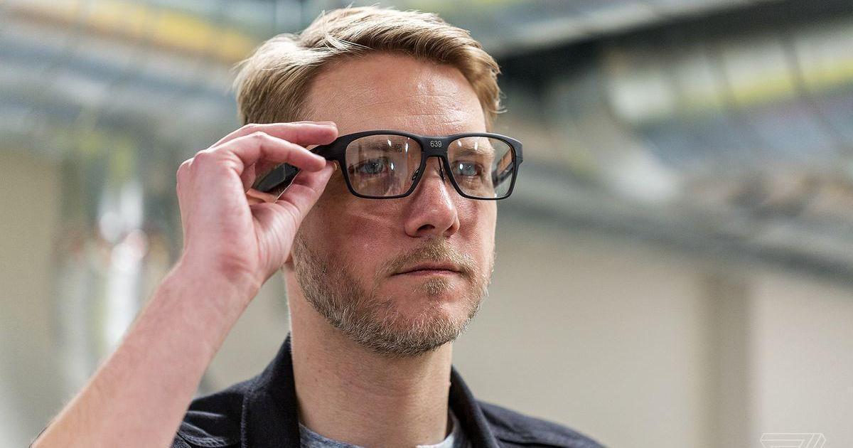 Intel разработала умные очки.