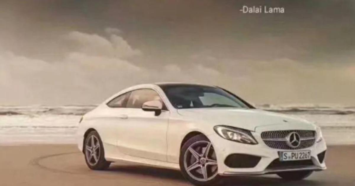Mercedes-Benz извинился перед Китаем за Instagram-пост.