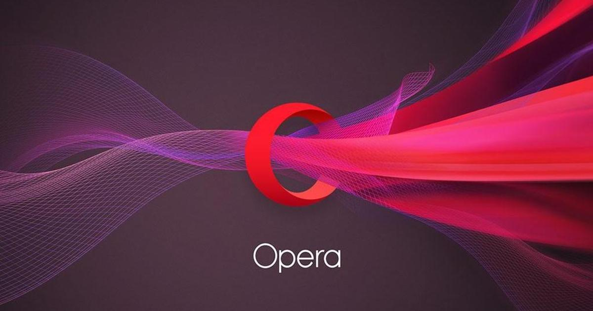 Opera сменила лого и айдентику.