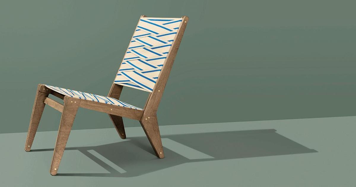 Hornbach представил кресло, которое нельзя купить.