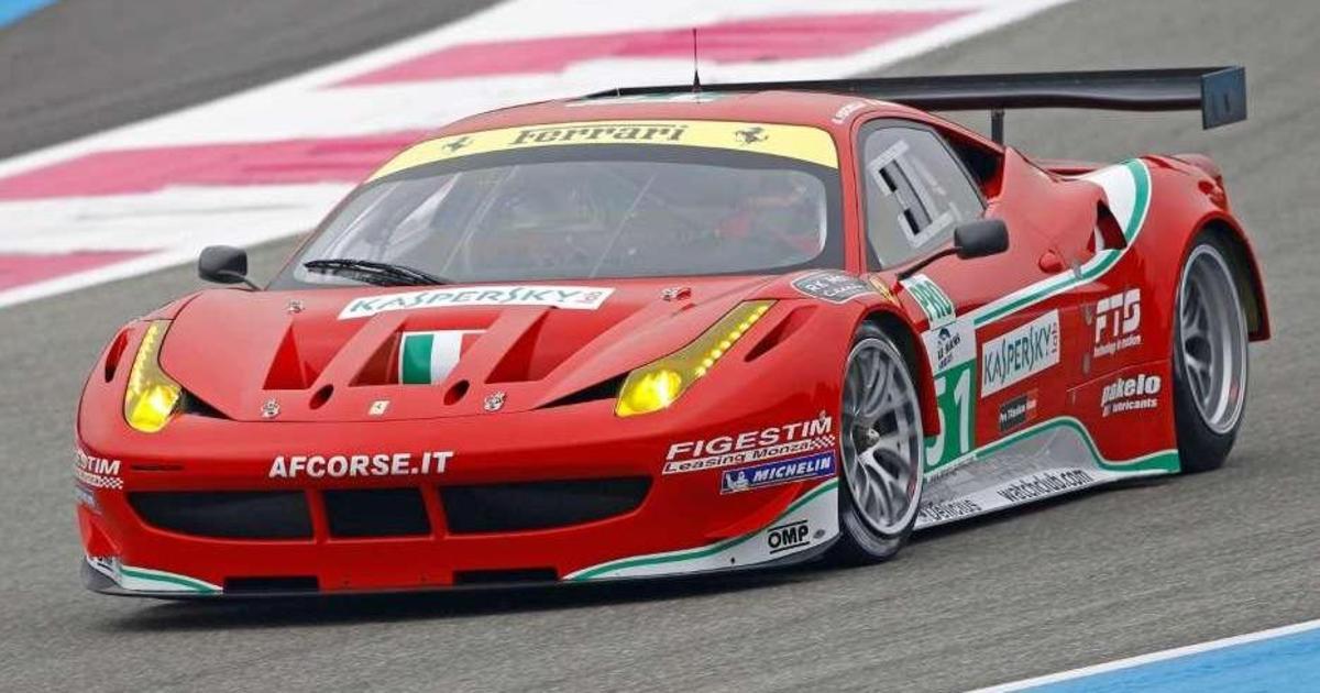 Philip Morris и Ferrari объединились ради будущего без табачного дыма.