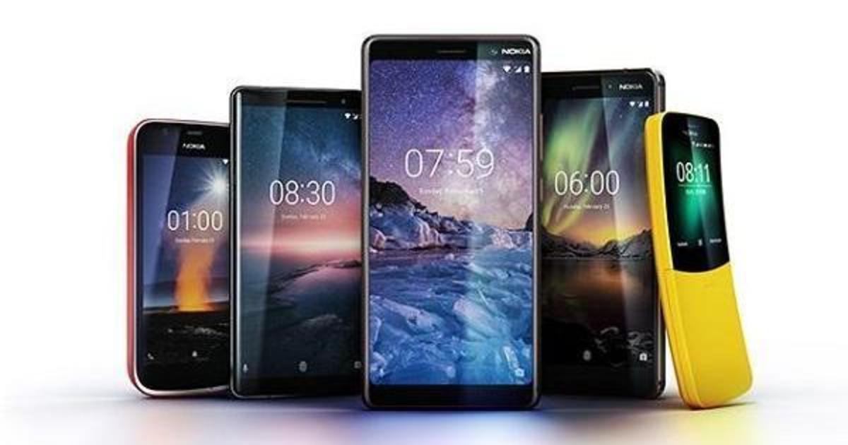 Nokia вернула к жизни телефон-банан из «Матрицы».