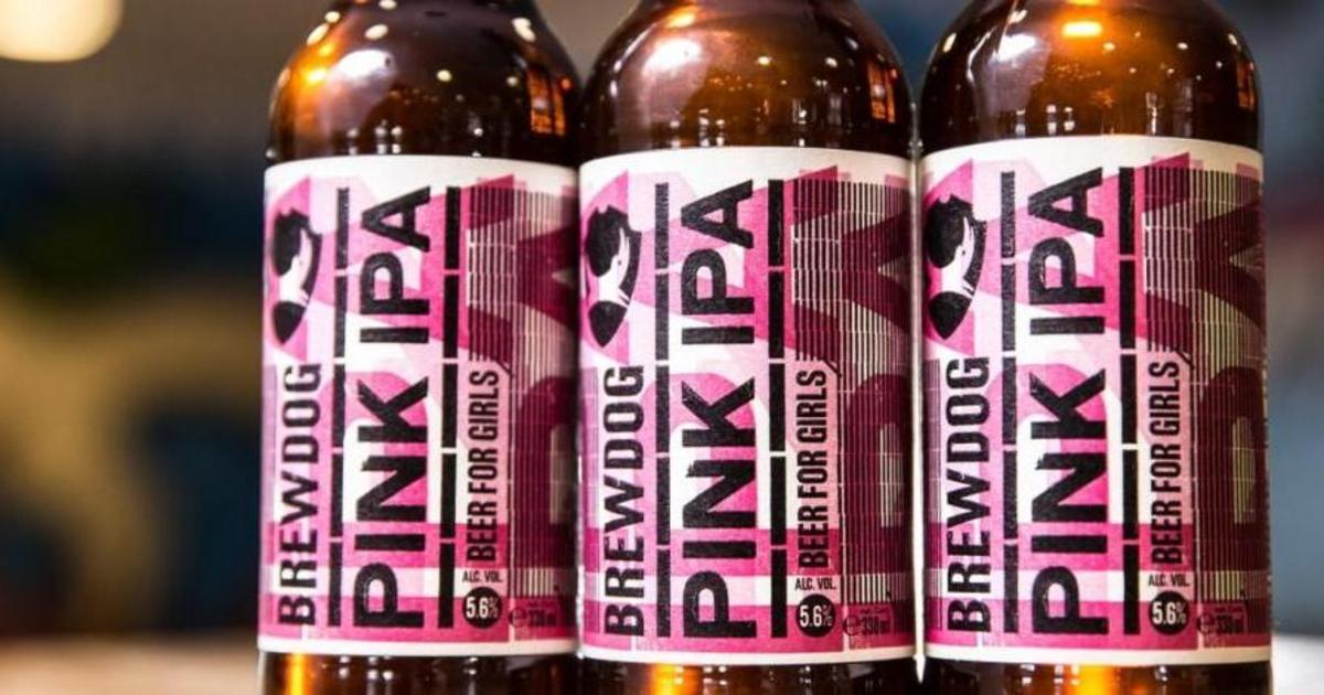 BrewDog выпустил пиво для женщин в рамках борьбы за равную оплату труда.