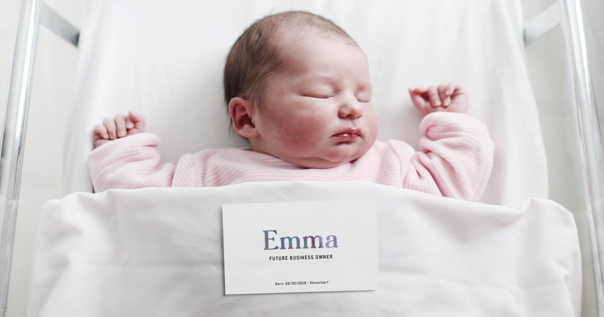 METRO позаботилась о финансовом состоянии рожденных 8 марта девочек.