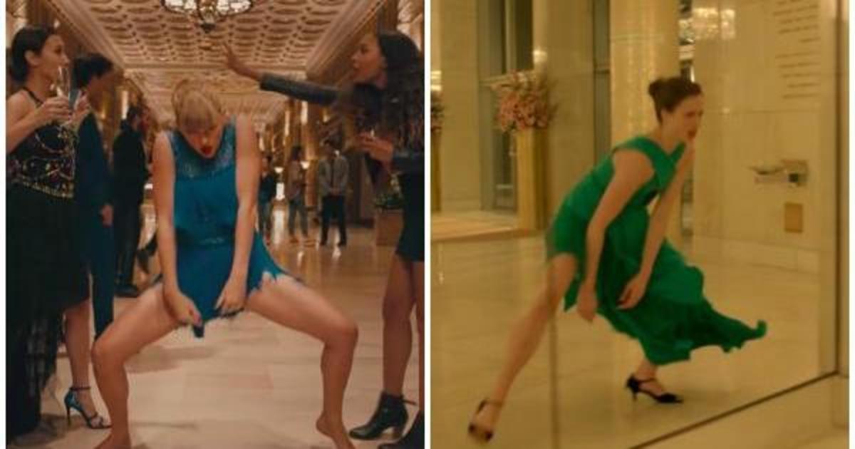 Тейлор Свифт обвинили в имитировании рекламы Kenzo от Спайка Джонза.