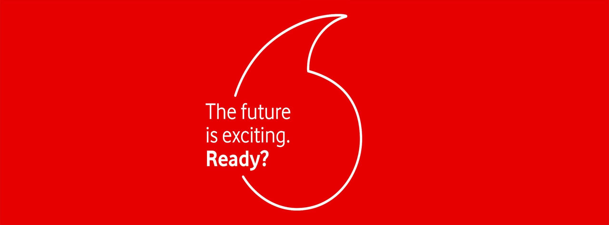 Моисей в мире технологий: о чем новое позиционирование и редизайн Vodafone