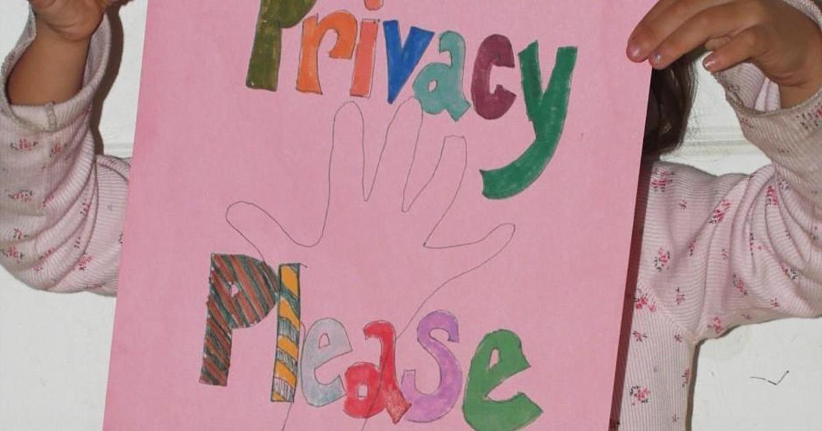 @KidsForPrivacy: Социальная кампания напомнила о защите детей в сетях.