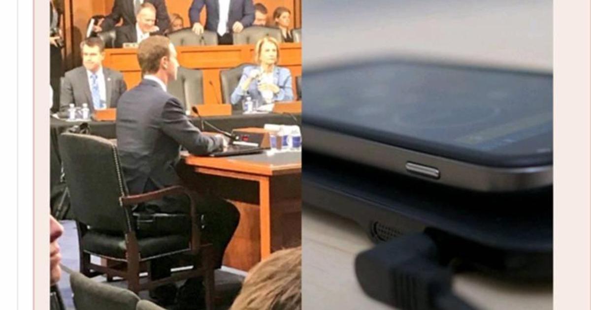 Выступление Цукерберга перед Сенатом спровоцировало серию новых мемов.