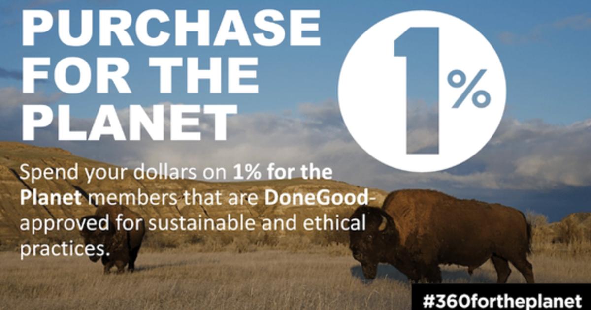 В День Земли пользователи смогут совершить онлайн-покупки и спасти планету.