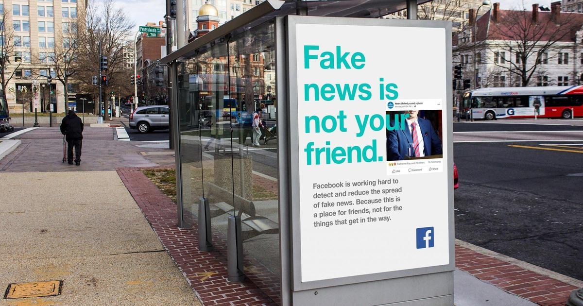 Facebook пообещал все исправить в масштабной рекламной кампании.