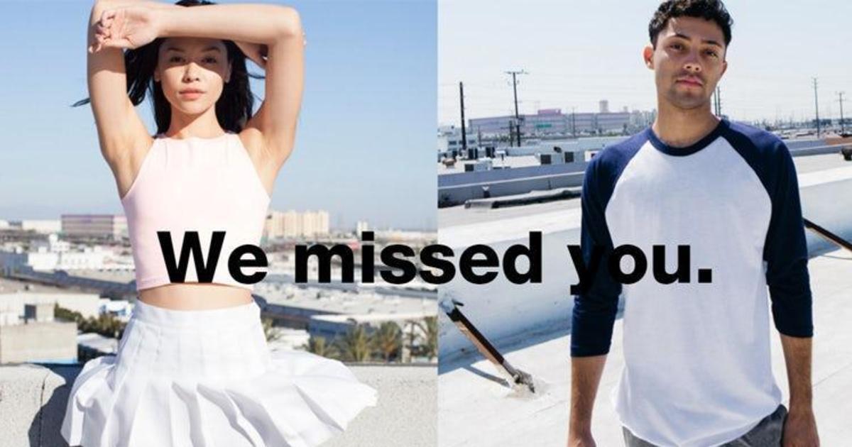 American Apparel вернулась с бодипозитивной кампанией.