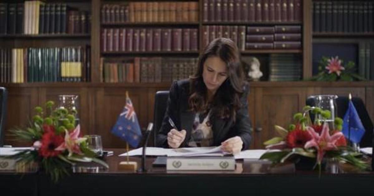 Новая Зеландия хочет вернуть себя на карты мира в новой кампании.