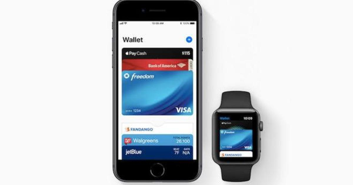 В ближайшие месяцы в Украине запустят Apple Pay.