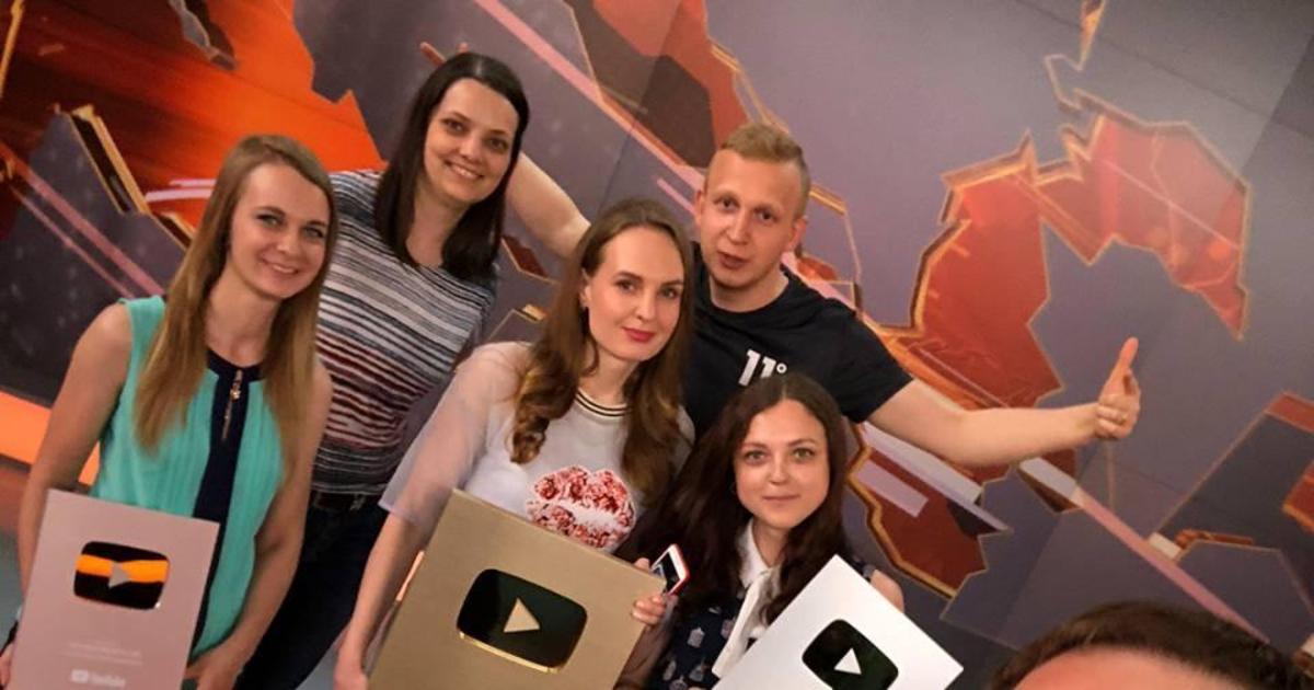 YouTube-каналы группы 1+1 медиа получили новые награды.