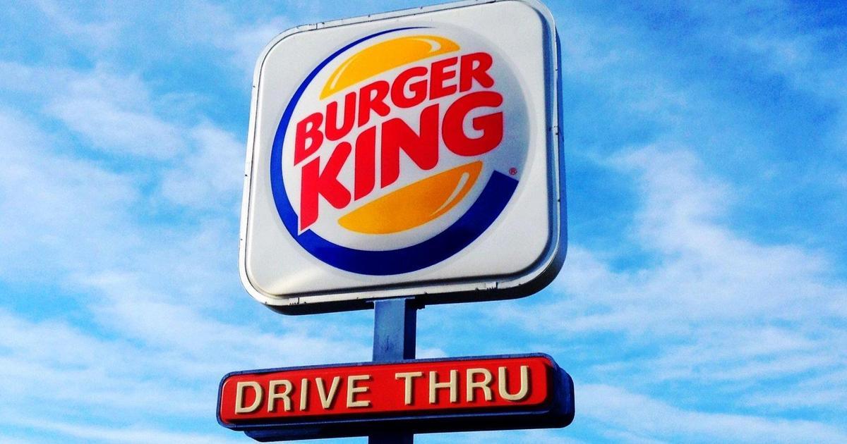 Burger King пригласил конкурента на свидание.