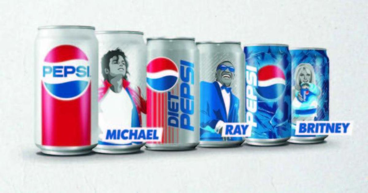 Новая кампания вернет Майкла Джексона на банки Pepsi.