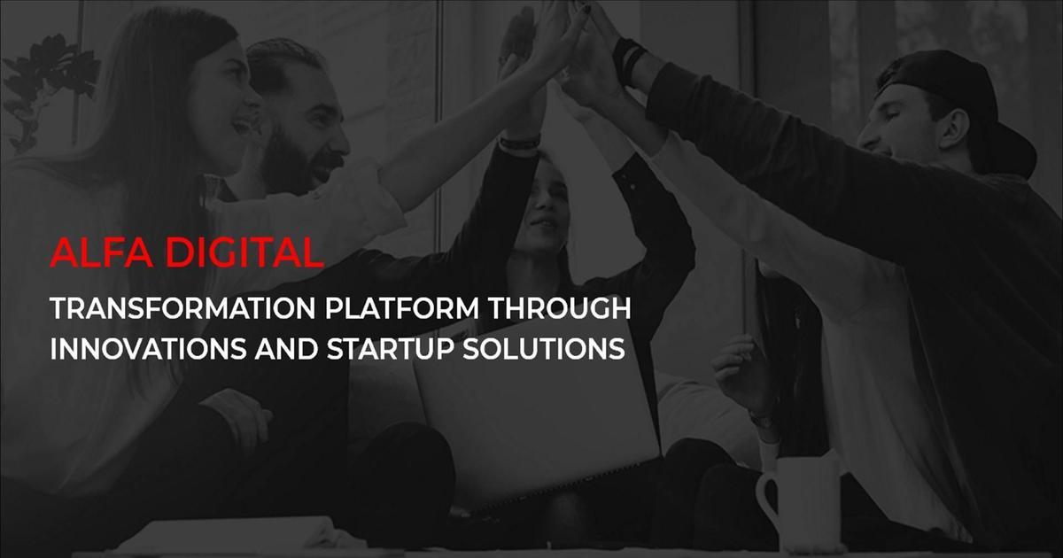 Альфа-Банк перешел из офлайна в онлайн в поиске инновационных идей.