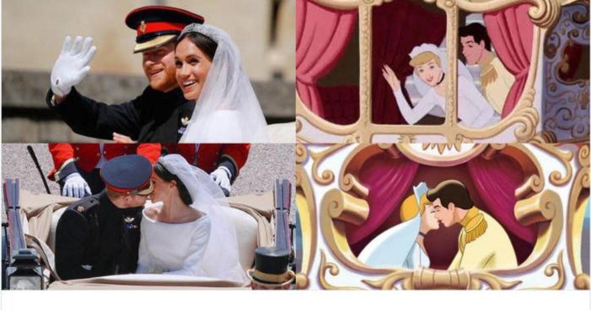 Свадебные мемы: как в сетях отреагировали на бракосочетание Гарри и Меган.