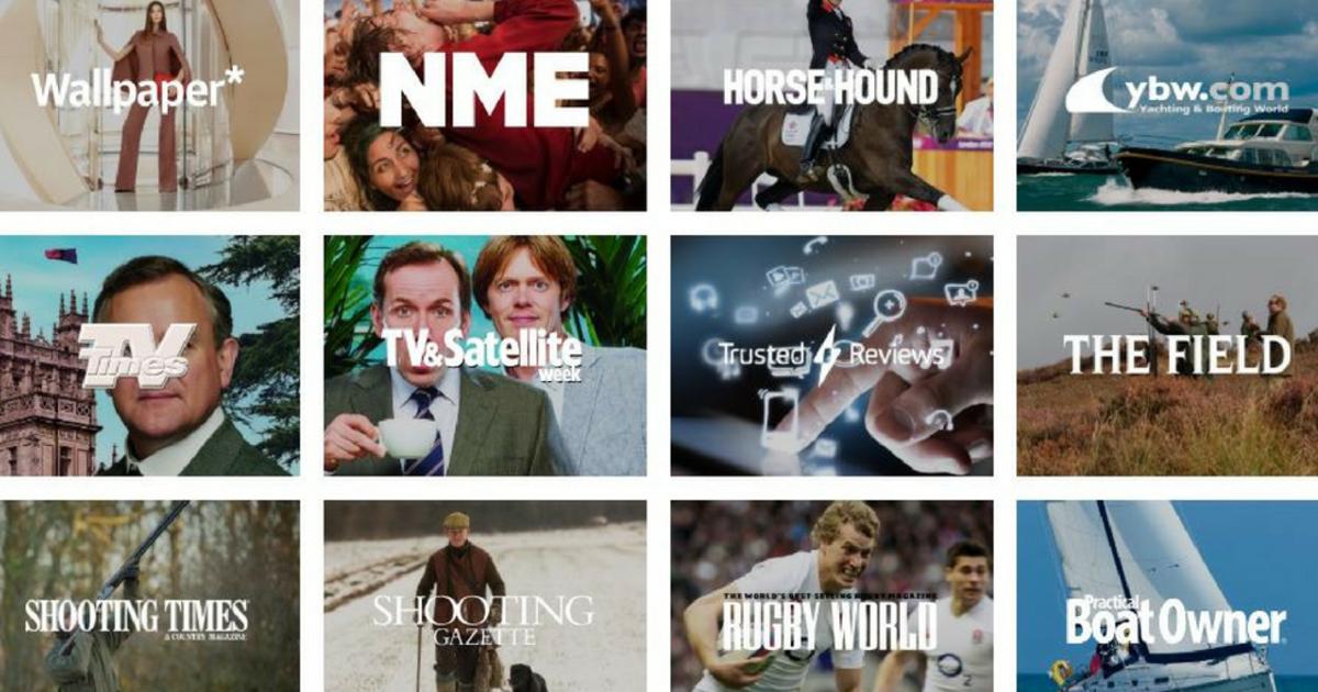 Издательство Time Inc UK объявляет о ребрендинге и становится TI Media.