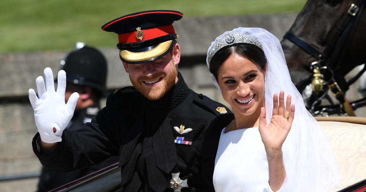 YouTube обнародовал статистику просмотров стриминга королевской свадьбы.