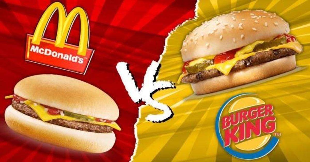 Российский «Бургер Кинг» предлагал скидку за оскорбления «Макдональдс».