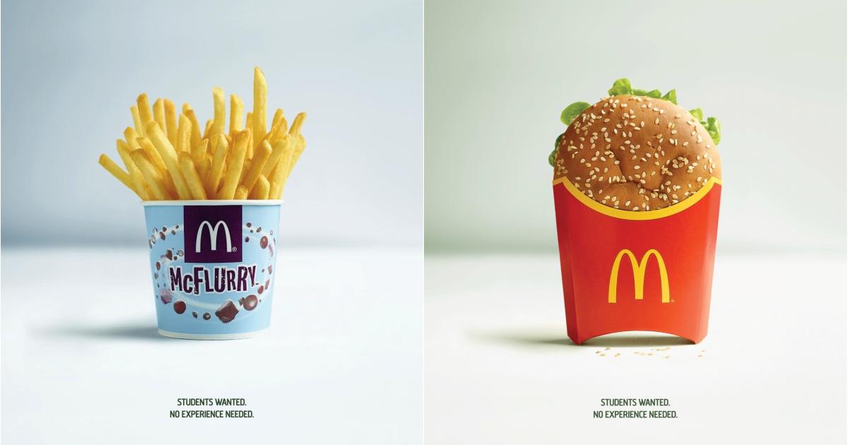 McDonald's показал, что фатальные ошибки — не помеха карьере в компании.