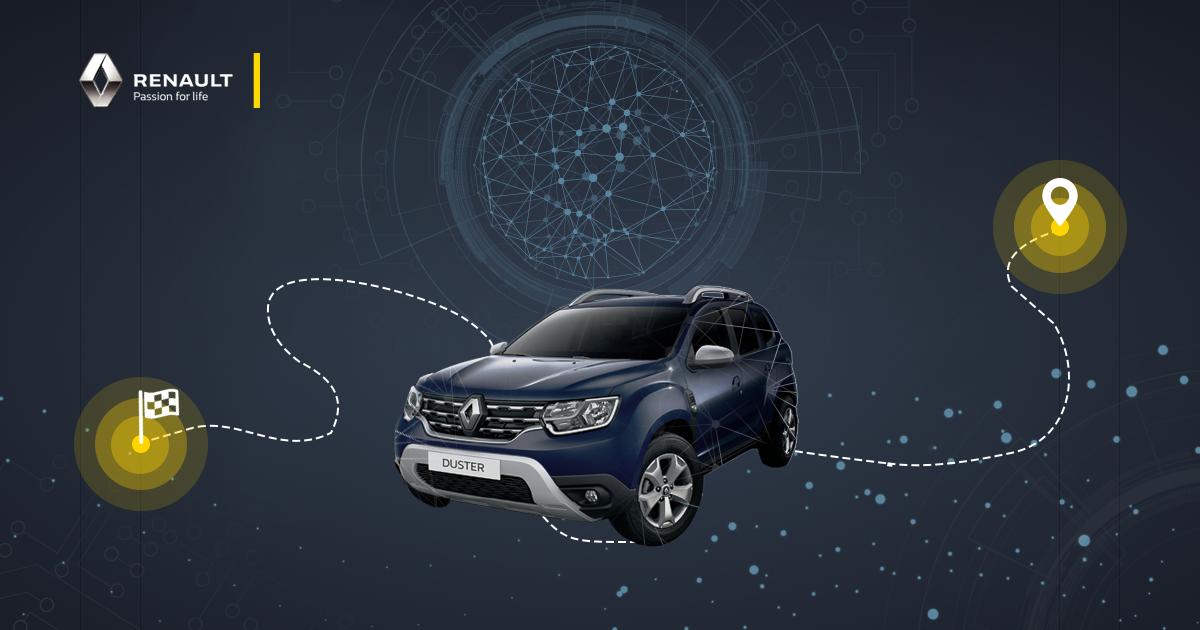 Для промо Renault Duster создали первый промосайт на платформе ИИ.