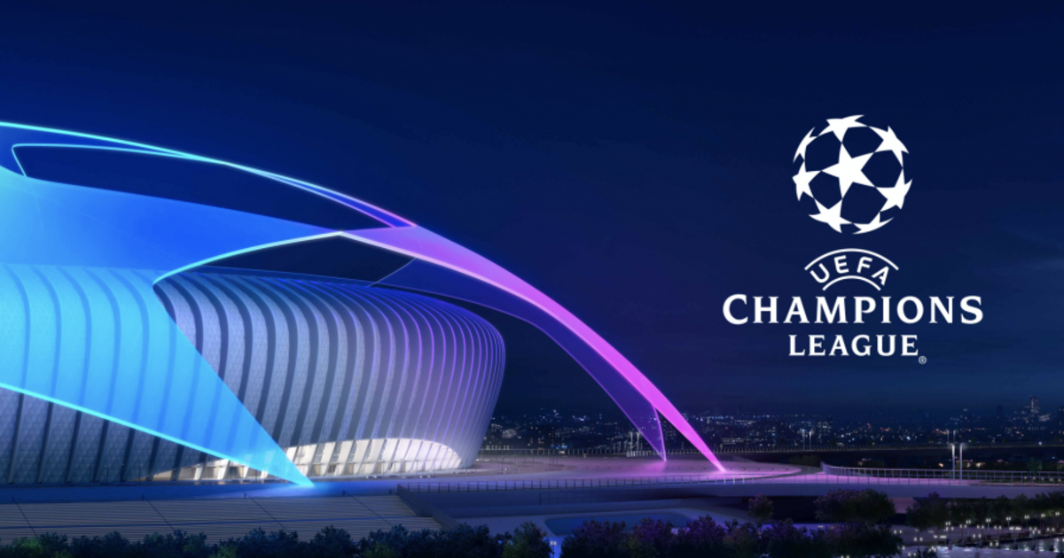 УЕФА представили обновленный бренд Лиги чемпионов.