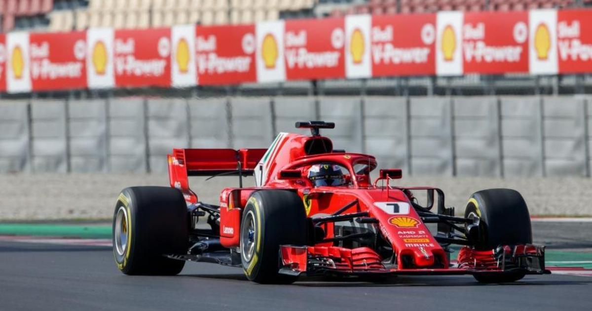В Киеве состоится шоу от команды Scuderia Ferrari Формулы 1.