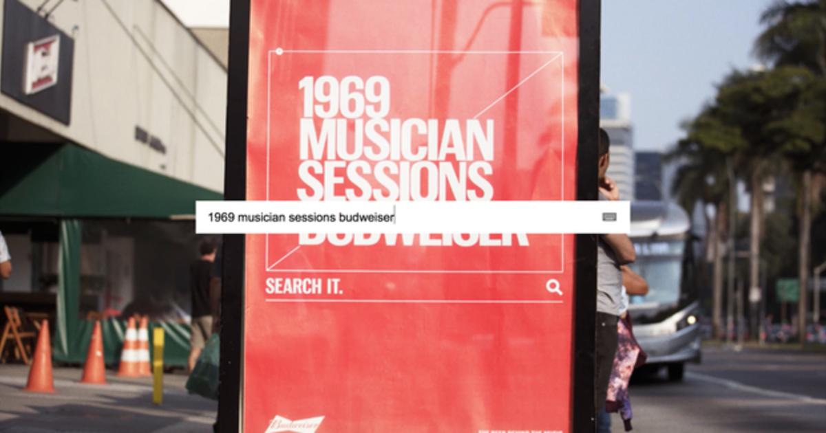 Реклама Budweiser, которая заставляла гуглить, взяла Гран-при в Print.