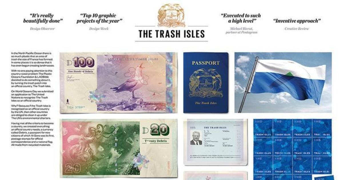 Гран-при за Design вручили «Мусорным островам».
