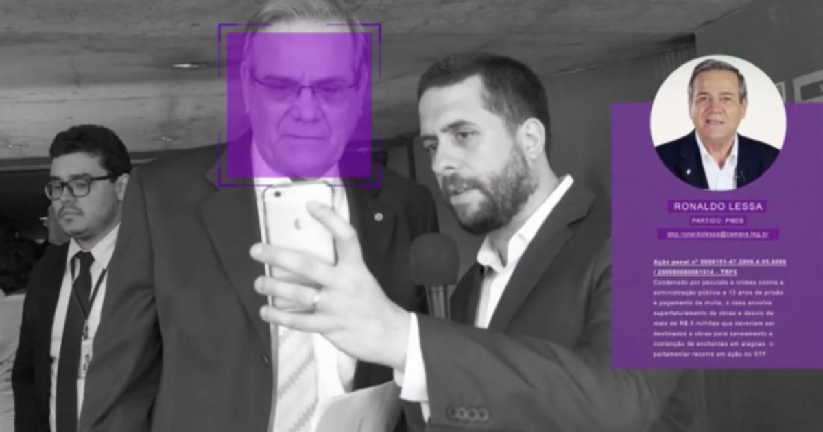 Разоблачающее коррумпированных политиков приложение взяло Гран-при Mobile.