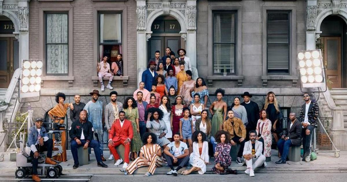 Netflix отдал дань темнокожим актерам в новом ролике.