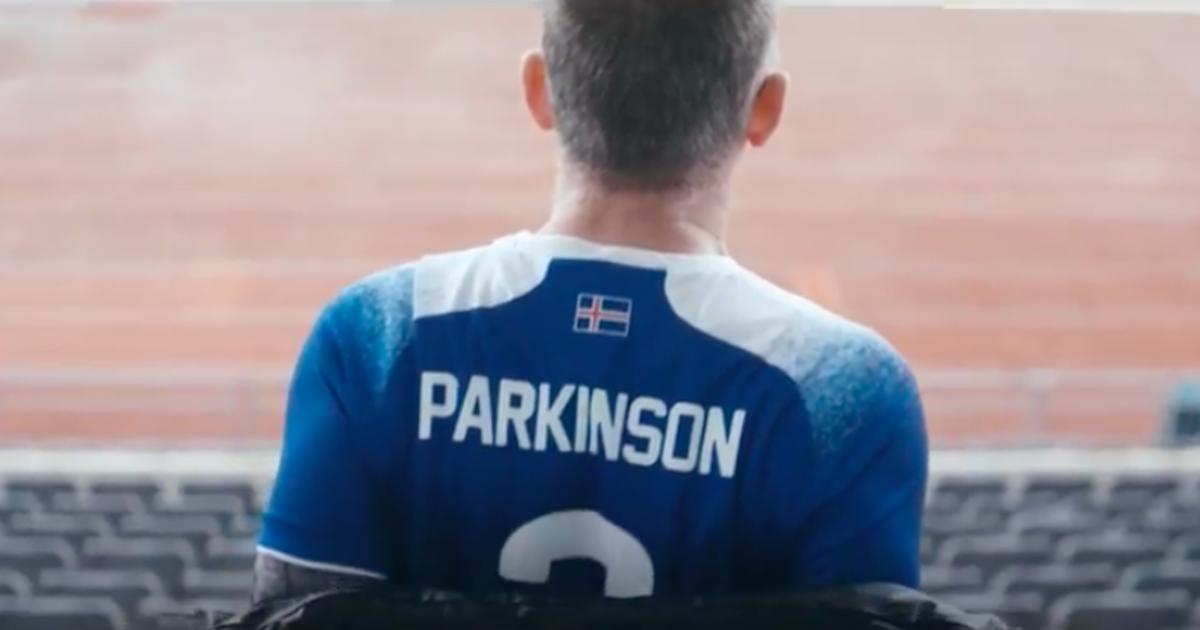 Сборная Исландии сменила фамилии для борьбы с болезнью Паркинсона.