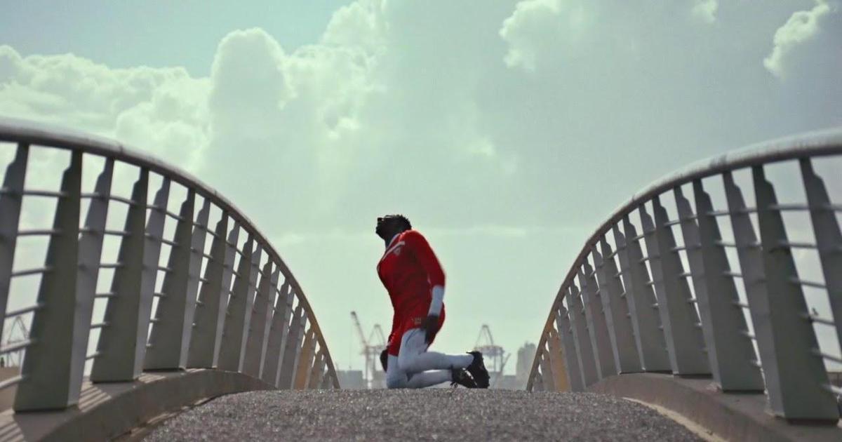 KFC предусмотрел драматическое падение Неймара во время ЧМ в рекламе.