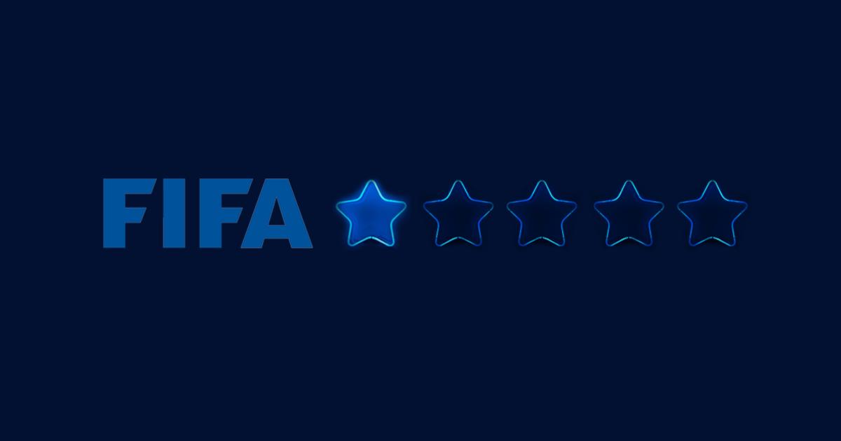 Не будь, как FIFA