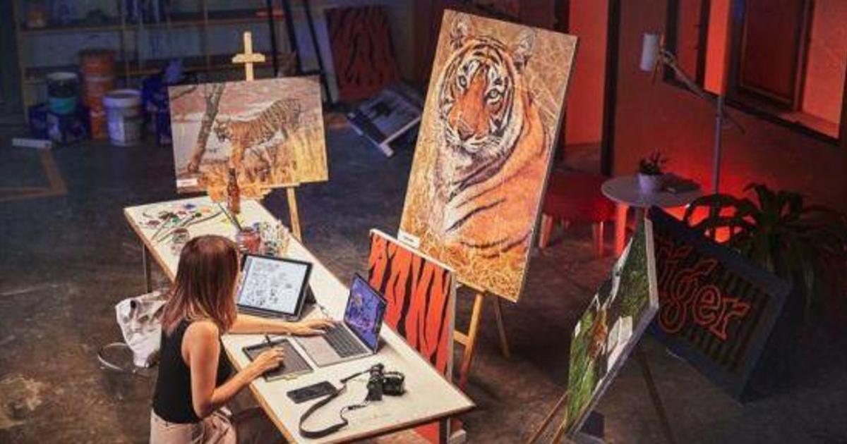 KENZO выпустит лимитированную коллекцию ради спасения тигров.