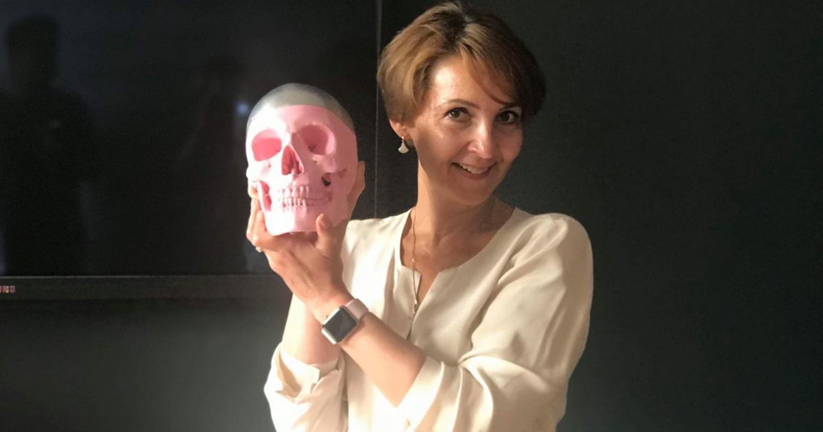 Катерина Ильченко пошла в нейропредприниматели