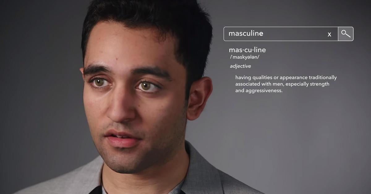 Бренд одежды для мужчин спросил их, что означает быть «маскулинным».