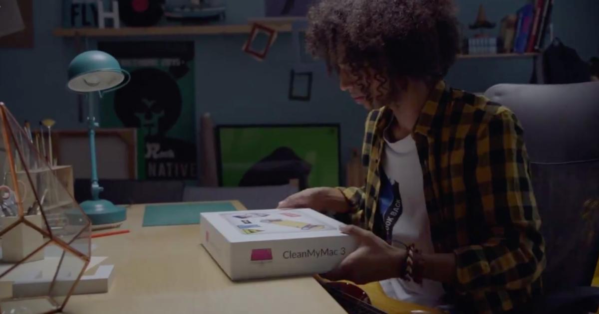 MacPaw показала силу очищения в рекламе приложения CleanMyMac 3.