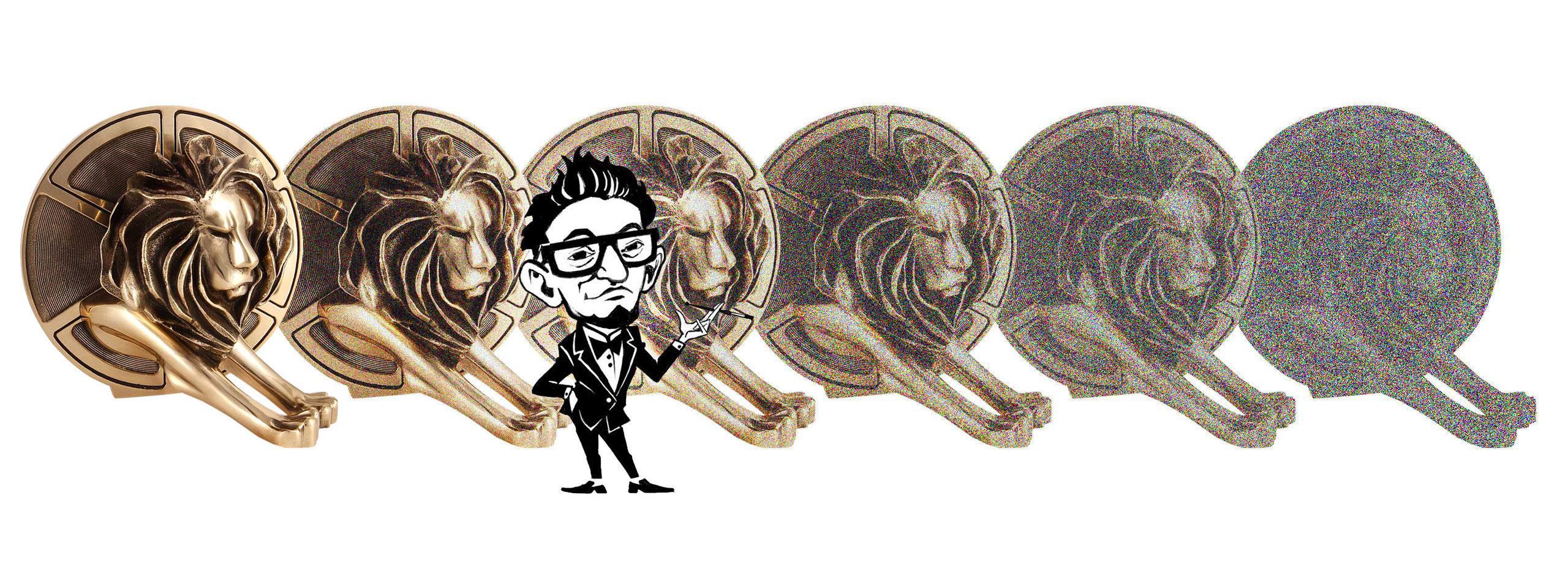 Каннский лев за вторичный креатив, или профдеформация рекламного Оскара