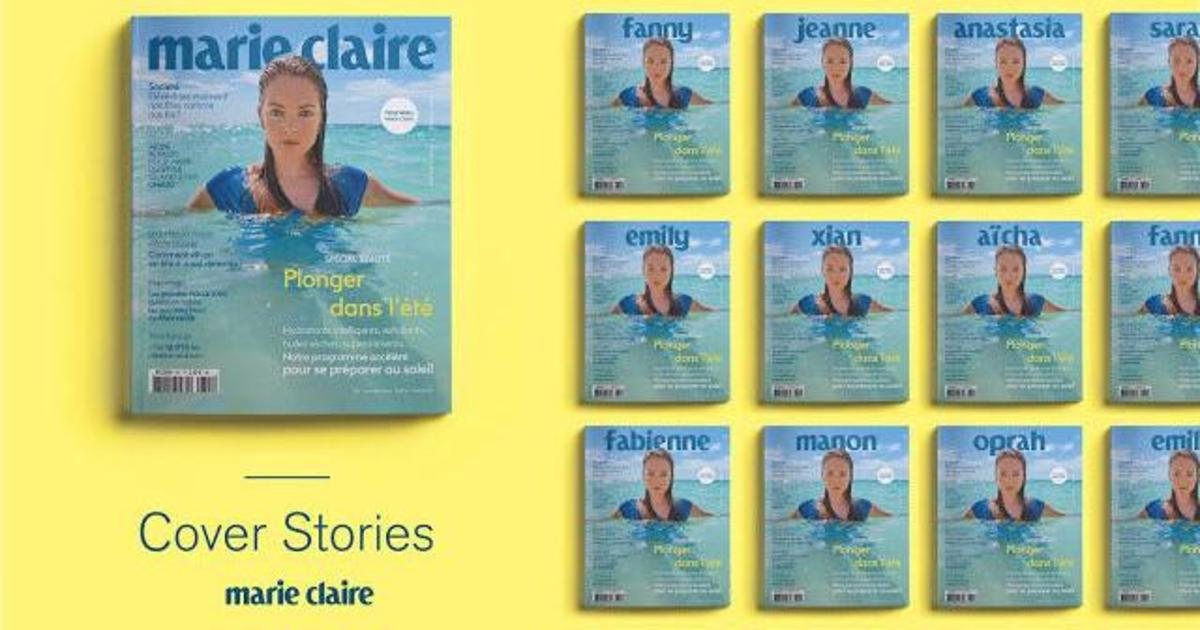 Marie Claire воздал должное женщинам, отдав им обложку журнала.
