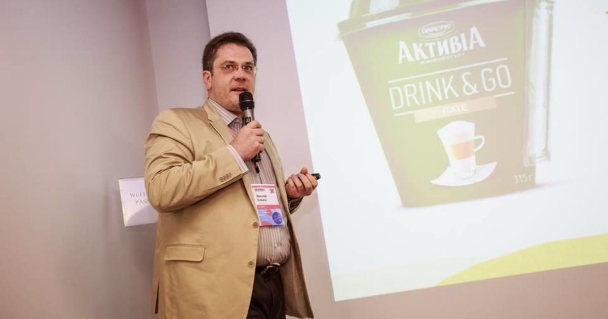 Ярослав Коваль вернулся из Danone Беларусь и стал СМО Terrafood.