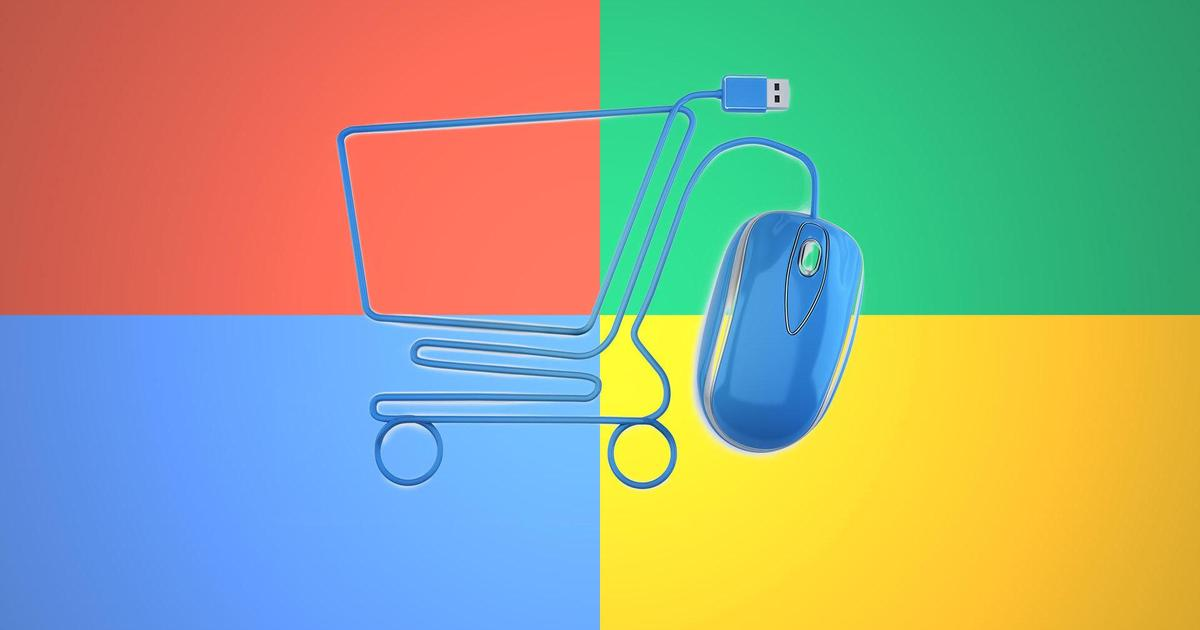 Google запустил в Украине сервис Google Shopping.