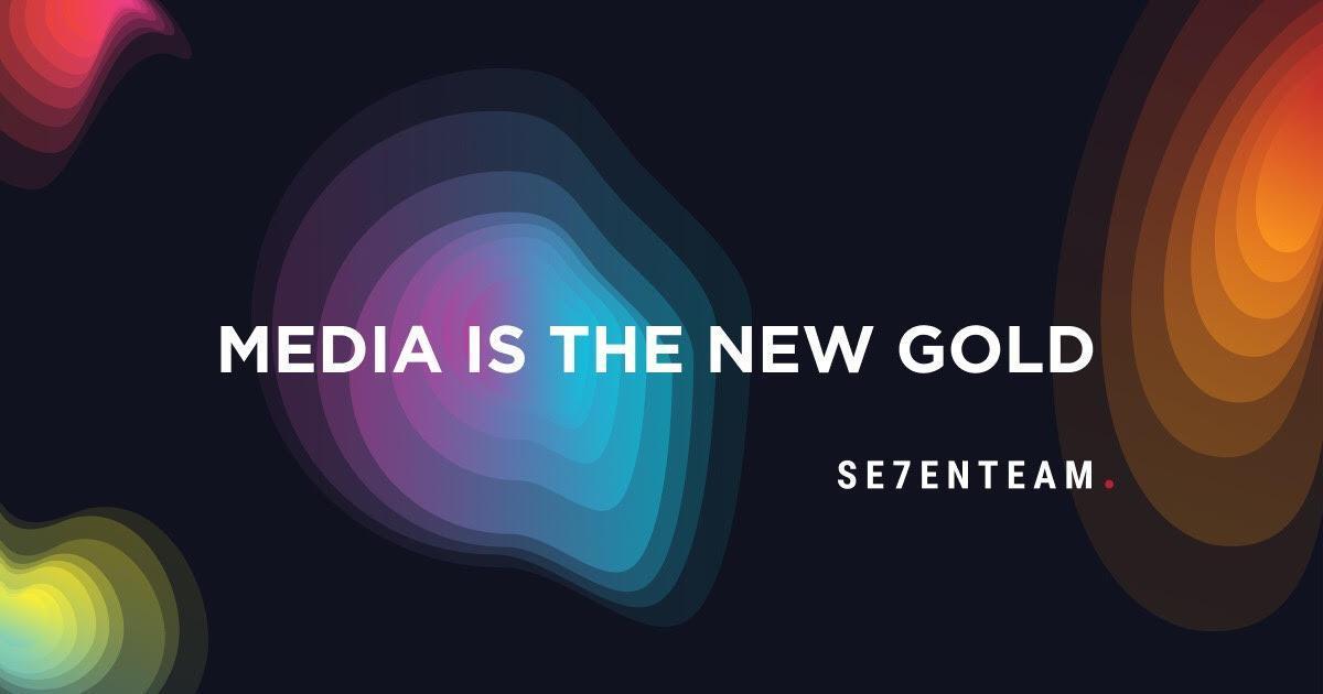Studio7 трансформировалась в SEVENTEAM и будет создавать медиа для брендов.