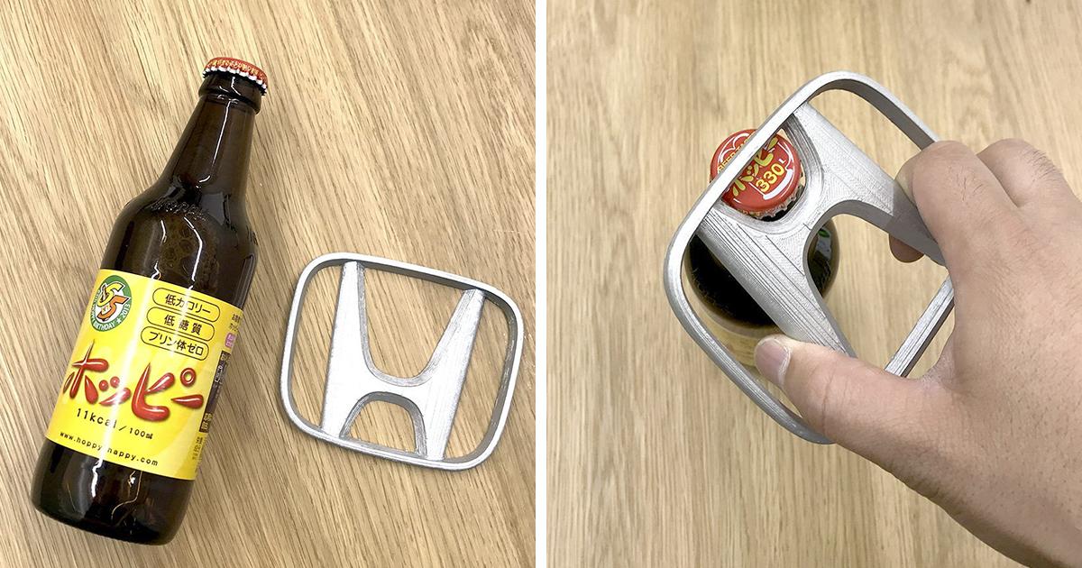 Японский дизайнер трансформировал лого брендов в полезные предметы.