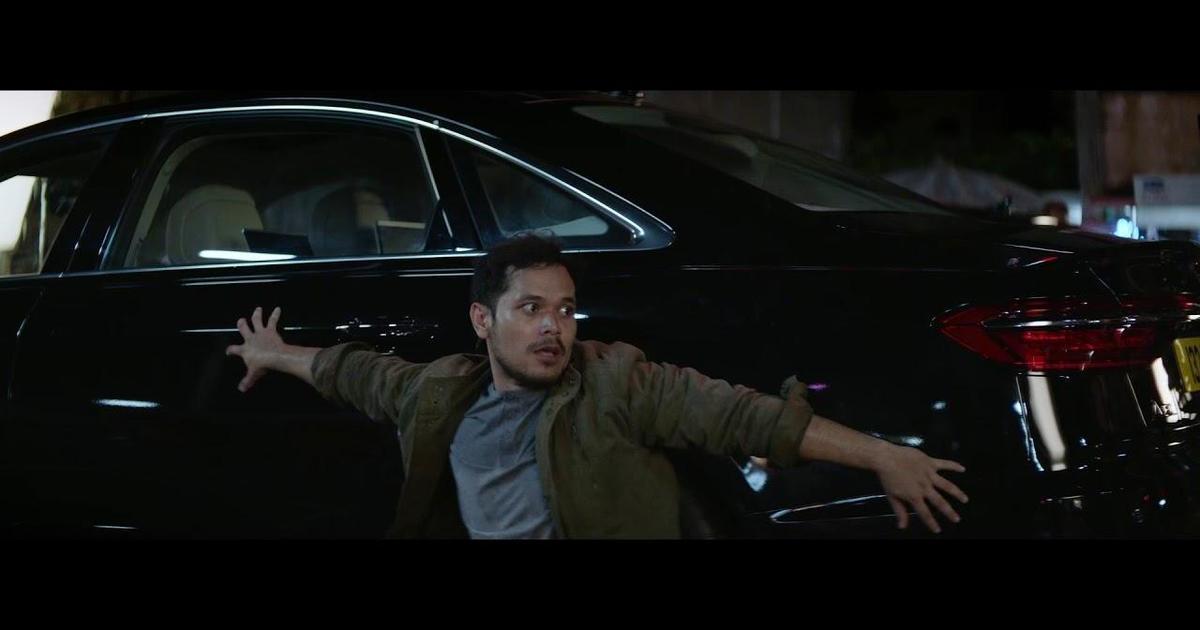 Неожиданный побег в рекламе Audi.