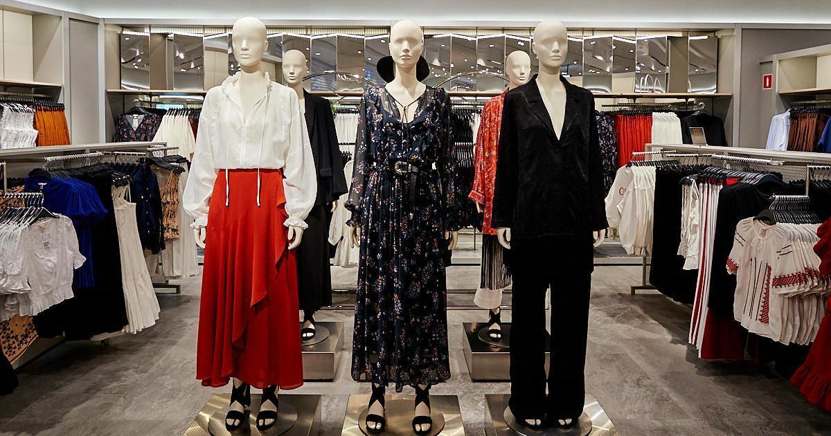 H&M открывает второй магазин в Киеве.