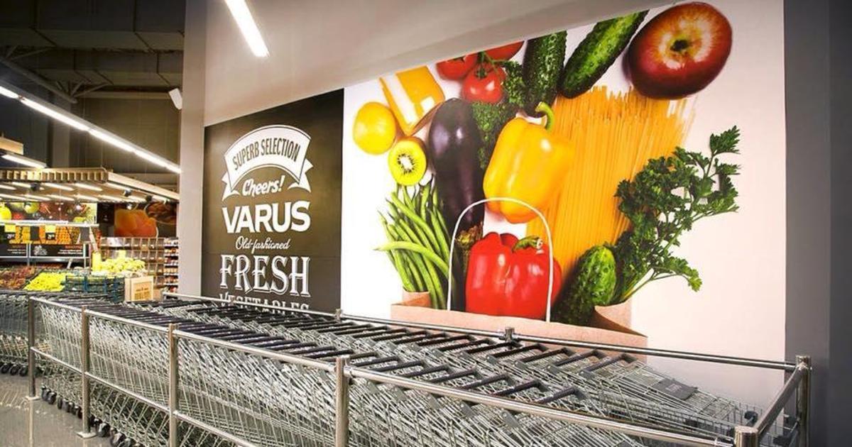 VARUS представил первый магазин после реконструкции.